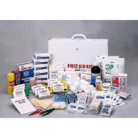comfitwear® first aid kit for 150 people, metal case