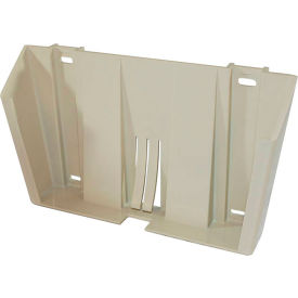 Wall Mounting Bracket for Bemis® 5-Quart & 2-Gallon Sharps Containers, Beige