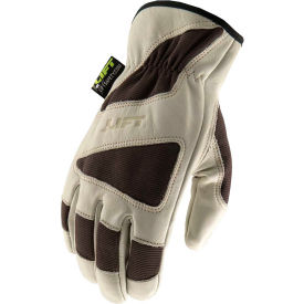 lift safety 8 seconds multi glove, natural/black, 2xl, 1 pair, g8m-18s2l Lift Safety 8 Seconds Multi Glove, Natural/Black, 2XL, 1 Pair, G8M-18S2L
