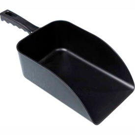 LPD Trade ESD Conductive Anti-Static Hand Scoop, Black, 160 x 230 x 360mm, 1000g