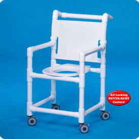 ipu® sc9100 original shower chair, 300 lbs. capacity, white IPU® SC9100 Original Shower Chair, 300 lbs. Capacity, White