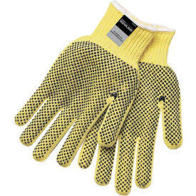 9366S Kevlar; Two-Sided PVC Dots Gloves, Memphis Glove 9366S, 1-Pair