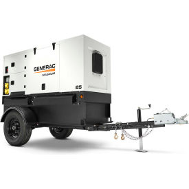 magnum towable/backup generator w/ electric start, diesel, 22000/23000 rated watts Magnum Towable/Backup Generator W/ Electric Start, Diesel, 22000/23000 Rated Watts