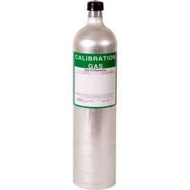 norlab hydrogen sulfide gas cylinder-1053, 10 ppm h2s, 300 ppm co, 1.5% ch4, 15% o2, 58l (z) Norlab Hydrogen Sulfide Gas Cylinder-1053, 10 ppm H2S, 300 ppm CO, 1.5% CH4, 15% O2, 58L (Z)