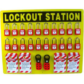 LOS20 Large Lockout Station with Contents