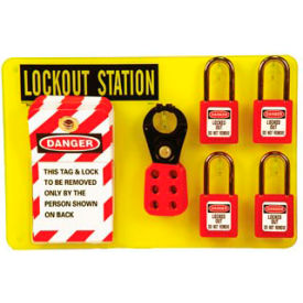 LOS4 Lockout Station with Contents