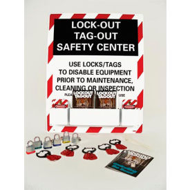 LOTO Lockout Tagout Safety Center