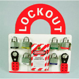 MLO1BI Mini Lockout Center with Supplies - Bilingual