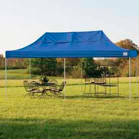 22535 10x20 Popup Canopy - Blue Cover