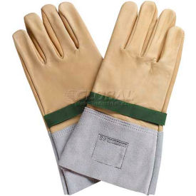 BC.109VSE Facom; Leather Safety OverGloves - Size 9