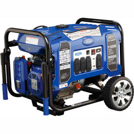 ford fg11050pe, 9000 watts, portable generator, gasoline, electric/recoil start, 120/240v Ford FG11050PE, 9000 Watts, Portable Generator, Gasoline, Electric/Recoil Start, 120/240V