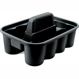 FG315488BLA Rubbermaid Deluxe Carry Caddy FG315488BLA