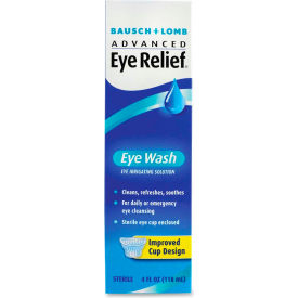 bausch & lomb ophthalmic eye wash solution, 4 oz. Bausch & Lomb Ophthalmic Eye Wash Solution, 4 oz.