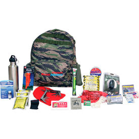 ready america® 70115 deluxe outdoor survival kit, 1-person Ready America® 70115 Deluxe Outdoor Survival Kit, 1-Person