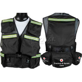ready america® survive-all vest iii, large, c7001l