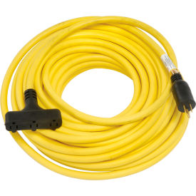 66100 U.S. Wire 66100 100 Ft. Pow-R-Block Cord 12/3 600V STW-A