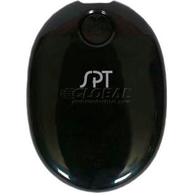 spt® rechargeable portable hand warmer, black SPT® Rechargeable Portable Hand Warmer, Black