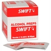 154818 North; by Honeywell 154818-H5, Alcohol Wipes, 50 Per Box