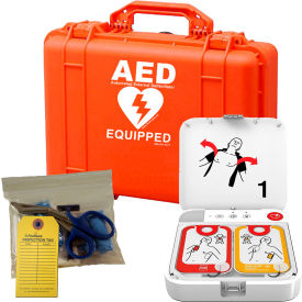 first voice™ 99512-001263-sp-md lifepak cr2 plus full-auto defibrillator package First Voice™ 99512-001263-SP-MD LIFEPAK CR2 Plus Full-Auto Defibrillator Package