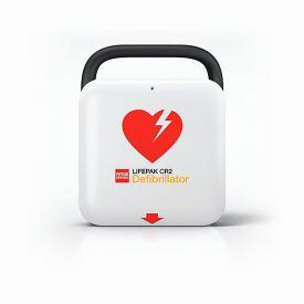 first voice™ 99512-001268-md lifepak cr2 plus full-auto defibrillator package First Voice™ 99512-001268-MD LIFEPAK CR2 Plus Full-Auto Defibrillator Package