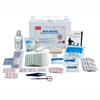 224-U/FAO First Aid Only 224-U First Aid Kit for 25 People, 107 Pieces, OSHA Compliant, Metal Case