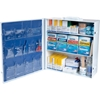 247-OP First Aid Only 247-OP Industrial First Aid Station for 100 People, 1041 Pieces, OSHA, Metal Case