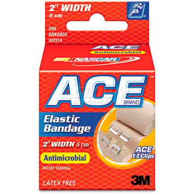 "ace 207310 elastic bandage with e-z clips, 2"" ACE 207310 Elastic Bandage with E-Z Clips, 2"""