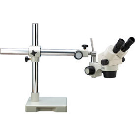 lx microscopes by unitron system 250 binocular microscope, single boom stand, 6.5x-45x LX Microscopes by UNITRON System 250 Binocular Microscope, Single Boom Stand, 6.5X-45X
