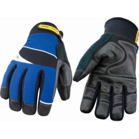 08-3085-80-M Waterproof Work Glove - Waterproof Winter w/ Kevlar; - Medium