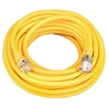 Outdoor Extension Cord w/ Lighted End, 10/3 ga, 15 A, 50