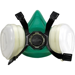 Gerson® Signature One-Step™ Low-Maintenance Half-Mask Respirator, Large