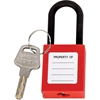 TruForce™ Safety Padlock w/ Nylon Shackle