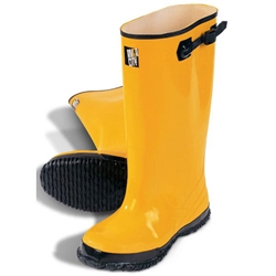 "MCR Safety® 17"" Rubber Slush Boots, Size 12"
