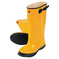 "MCR Safety® 17"" Rubber Slush Boots, Size 15"