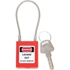 TruForce™ Cable Safety Padlock