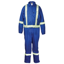 MCR Safety® Max Comfort™ FR Deluxe Coveralls, 42