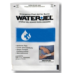 "Water-Jel® Burn Dressing, 4"" x 4"""